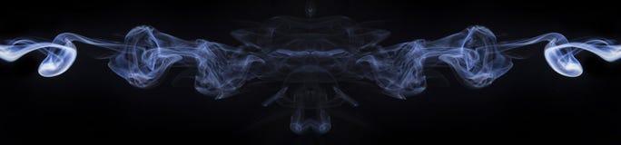 Smoke of Joss stick Royalty Free Stock Photography