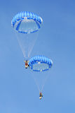 Smoke Jumpers Royalty Free Stock Photography