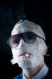 Smoke kills Stock Image