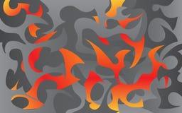 Smoke like shapes. Image of smoke like shapes Royalty Free Stock Images