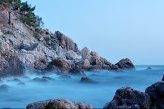 Free  Smoke  On The Water Stock Photos - 8096783