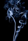 Smoke Pattern Stock Photo