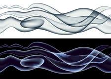 Smoke pattern royalty free illustration