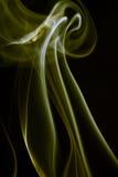 Smoke pattern royalty free stock photos
