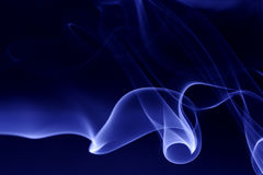 Smoke pattern Royalty Free Stock Photos
