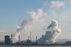 Heavy Industry Royalty Free Stock Photo