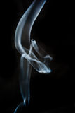 Smoke Shape Royalty Free Stock Photography
