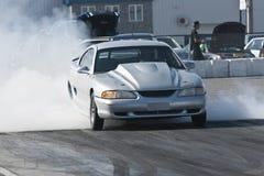 Smoke show Royalty Free Stock Photos
