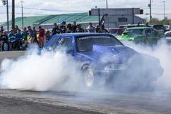 Smoke show Royalty Free Stock Image