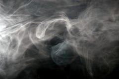 Smoke spreading Royalty Free Stock Photo