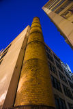 Smoke Stack on High Line NYC Stock Photography