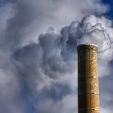 Smoke Stack Stock Image