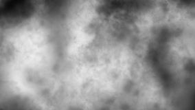 Smoke. Swirling smoke motion background (seamless loop stock video footage