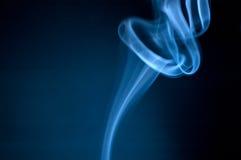 Smoke X. Natural abstraction Stock Photo