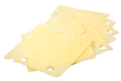 Swiss Cheese Stock Image