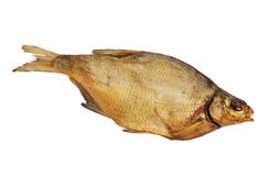 Smoked bream Stock Photo