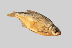 Smoked bream. Royalty Free Stock Images