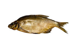 Smoked bream. Stock Photos