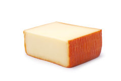 Smoked cheese Royalty Free Stock Photos