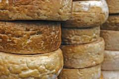 Smoked Cheese-3 Royalty Free Stock Photography