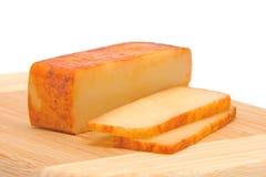 Smoked cheese Stock Photos