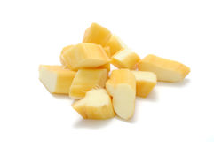 Smoked Cheese (Chechil) Royalty Free Stock Photography