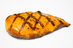 Smoked chicken. Roast smoked chicken for some food Royalty Free Stock Photography