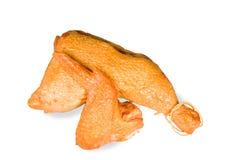 Smoked chicken leg Stock Photography