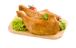 Smoked chicken legs Royalty Free Stock Photography
