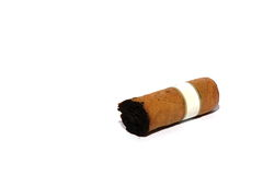 Smoked Cigar Stock Photography