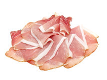 Smoked coldcuts Royalty Free Stock Photography