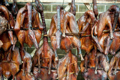 Smoked duck, Chinese cuisine Stock Photography
