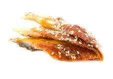Smoked eel. Stock Photos