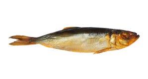 Smoked fish isolated Stock Photo