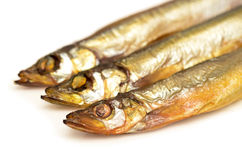 Smoked fish Royalty Free Stock Image