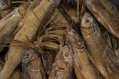 Smoked Fish Royalty Free Stock Image