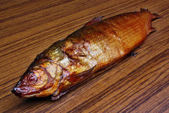 Smoked fish whitefish Royalty Free Stock Photos