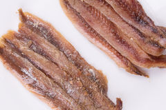 Smoked fishes close up. Stock Photography