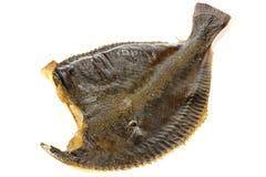 Smoked flounder Royalty Free Stock Photos