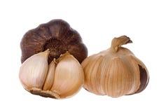 Smoked Garlic Stock Images