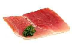 Smoked Ham Royalty Free Stock Photo