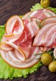 Smoked Ham Royalty Free Stock Photos