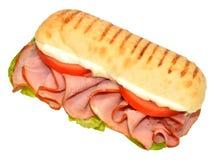 Smoked Ham Sandwich Stock Image