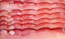 Free Smoked Ham Slices Royalty Free Stock Image - 40066946