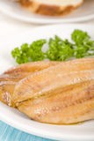 Smoked Kippers Stock Image