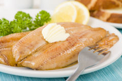 Smoked Kippers Stock Images