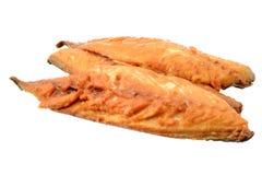 Smoked mackerel Stock Photo