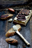 Smoked meat Stock Photos