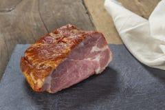 Smoked pork chop Royalty Free Stock Image