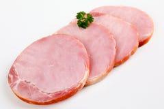 Smoked pork chop Stock Images